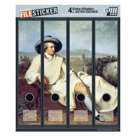 Filesticker 8005 Goethe