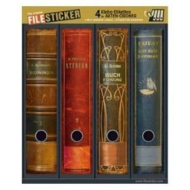 Filesticker 8007 Libros