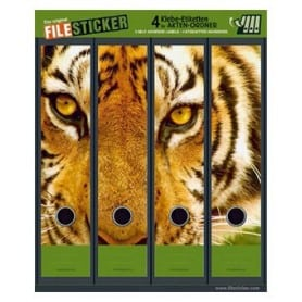 Filesticker 8011 Tigre