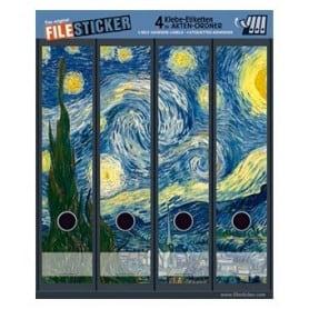 Filesticker 8012 Van Gogh