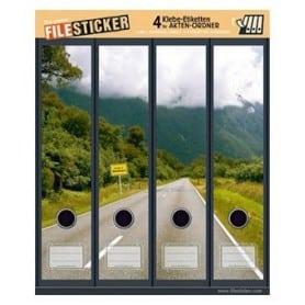 Filesticker 8016 Hacia ningún lado