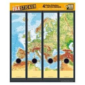 Filesticker 8022 Europa