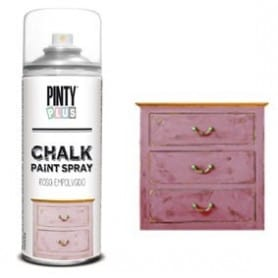Spray Pintura Chalky Rosa pétalo
