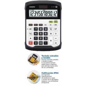 Calculadora Casio WaterProof WD-320-MT