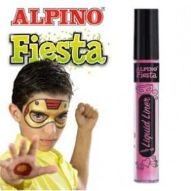 Liquid Liner maquillaje líquido al agua rosa 6gr