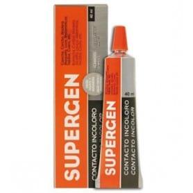 Pegamento Supergen contacto incoloro 40ml