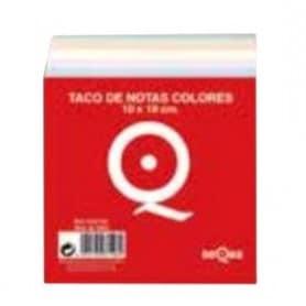 Taco de notas 5 colores Dequa
