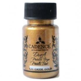 CADENCE DORA Oro Oxidado 123 50ml
