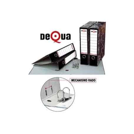 Archivador A-Z con rado Dequa A4 sin caja