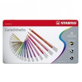 Caja metal Carbothello 12surt.