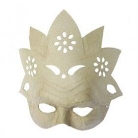 Máscara Flor Décopatch