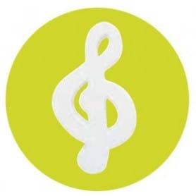Símbolo clave musical