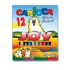 Rotuladores Carioca caja 12 unid