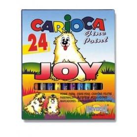Rotuladores Carioca caja 24 unid
