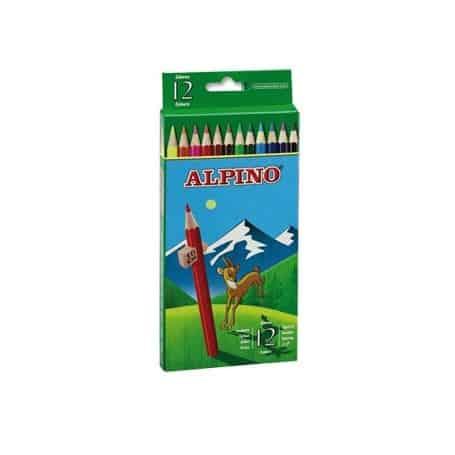 Lápices Alpino 12 lápices