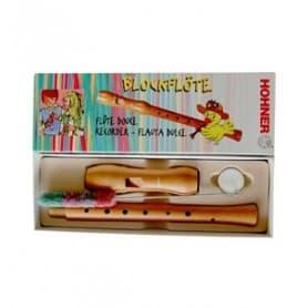 Flauta Hohner madera