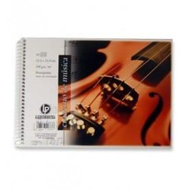 Cuaderno de música
