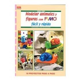 Modelar animales y figuras con FIMO