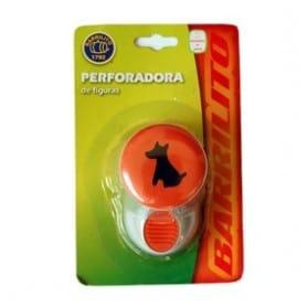 Perforadora figuras foamy perro