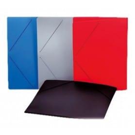 Carpeta A3 sin solapas rojo