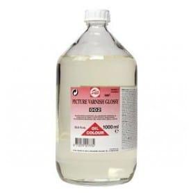 Barniz para óleo brillante 002 Talens 1000 ml