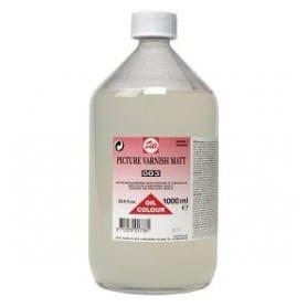 Barniz para óleo mate 003 Talens 1000 ml