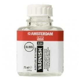 Barniz acrílico brillante 114 Amsterdam 75 ml