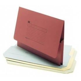 Subcarpeta fuelle Folio rojo