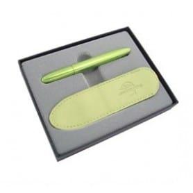 Bolígrafo Fisher Bullet verde