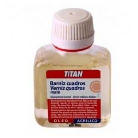 Barniz cuadros mate Titán 100 ml