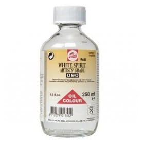 White Spirit (ligroína) 090 Talens 250 ml