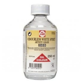 White Spirit inodoro 089 Talens 250 ml
