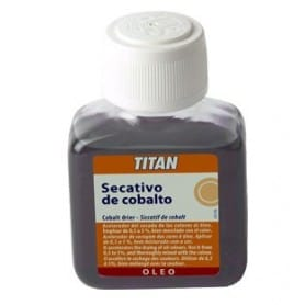 Secativo de cobalto Titán 100 ml