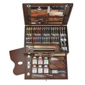 Caja llena madera ROC 35
