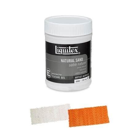 Liquitex Gel 237 ml Textura Arena natural