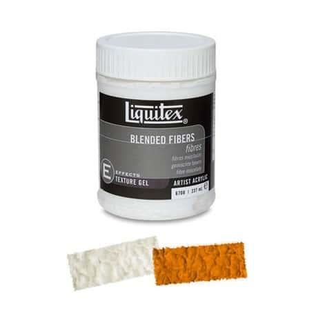 Liquitex Gel 237 ml Textura Fibras mezcladas