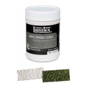 Liquitex Gel 237 ml Textura Copos opacos blancos