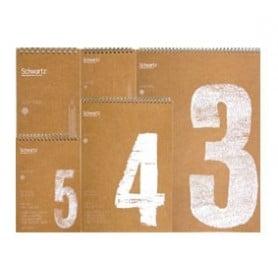 Cuaderno Schwartz 112,5 x 150 mm