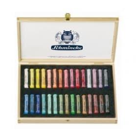 Caja madera Schmincke 77030