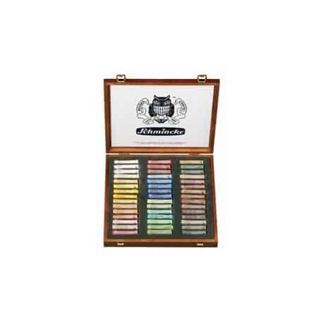 Caja madera Schmincke 77045