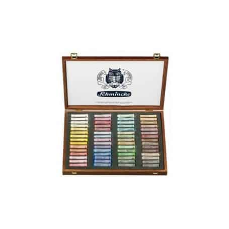 Caja madera Schmincke 77060