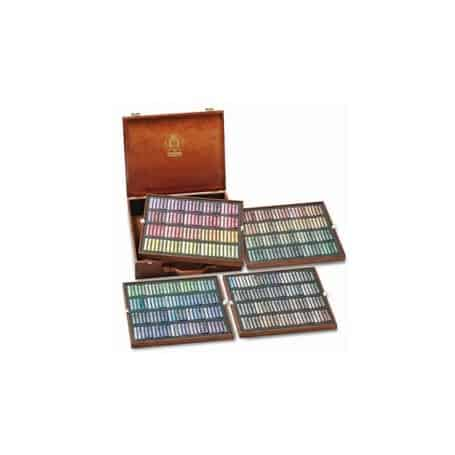 Caja madera Schmincke 77400