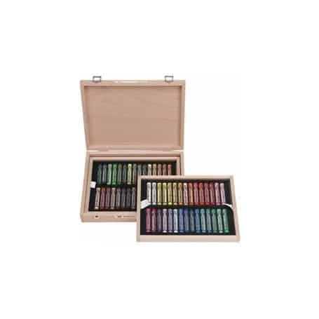 Caja madera Rembrandt 300H60L