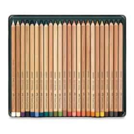 Caja 24 Pitt pastel Faber-Castell