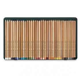 Caja 36 Pitt pastel Faber-Castell