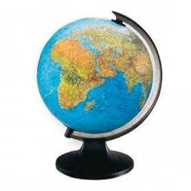 Esfera Mundo físico política luz 30 diámetro