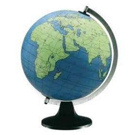 Esfera Mundo muda 30 diámetro