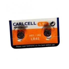 Pila Botón Carlcell LR41 / 1.5V
