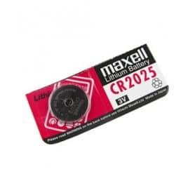 Pila Botón Maxell CR2025 3V