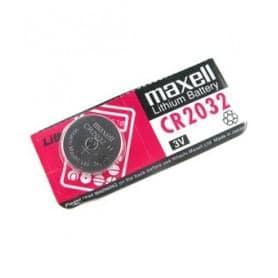 Pila Botón Maxell CR2032 3V